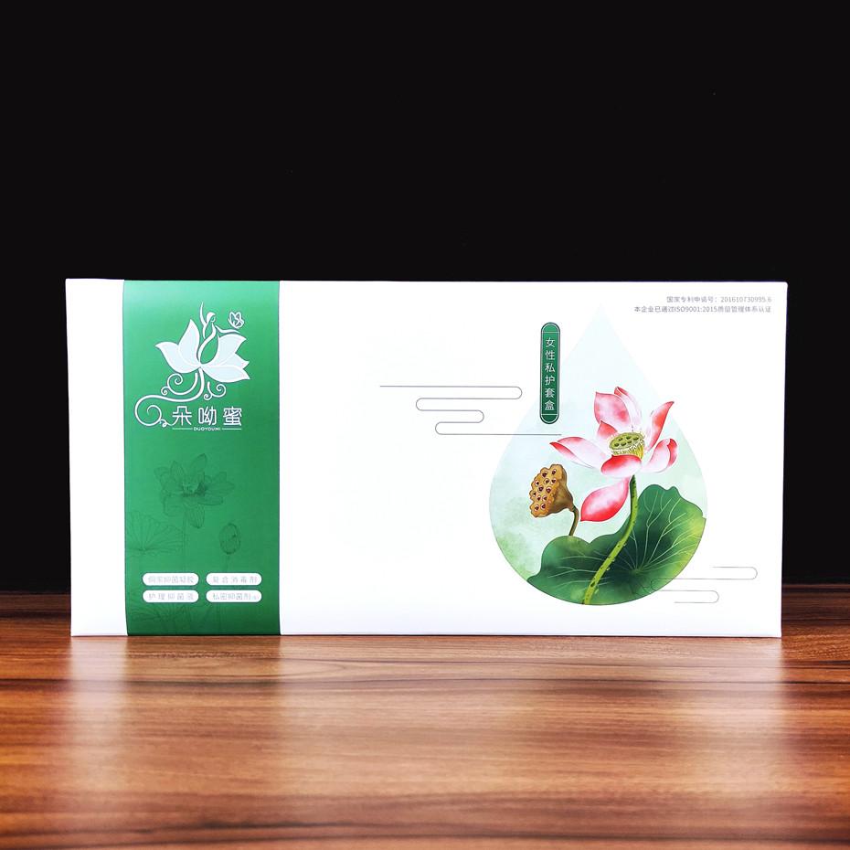 朵呦蜜精品礼盒-保健品包装定制