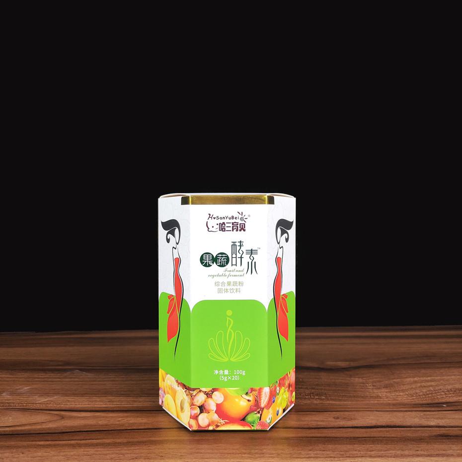 果蔬酵素盒-保健品包装定制