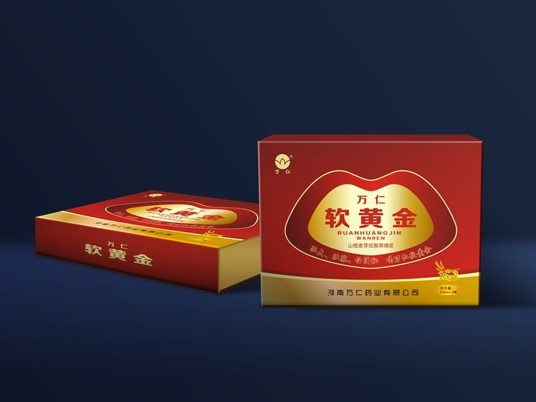 万仁软黄金精品礼盒