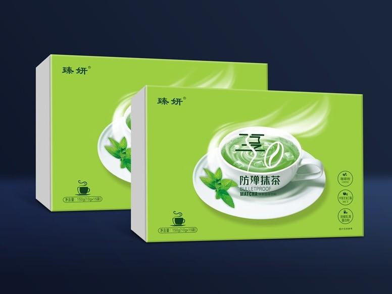 抹茶精品礼盒-食品包装定制