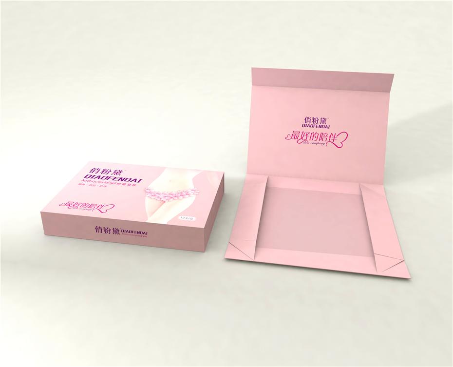 俏粉黛精品礼盒-保健品包装定制