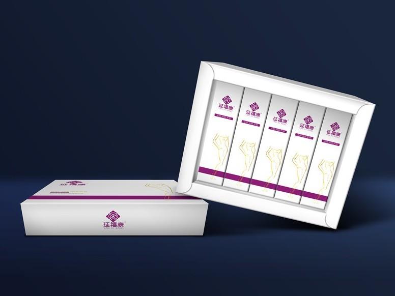 延禧康卡盒-保健品包装定制