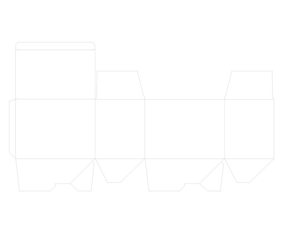 自动扣底盒-帮橙包装卡盒定制