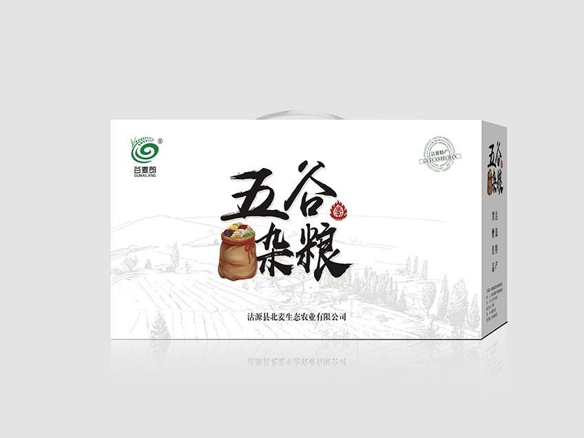 五谷杂粮-食品包装定制