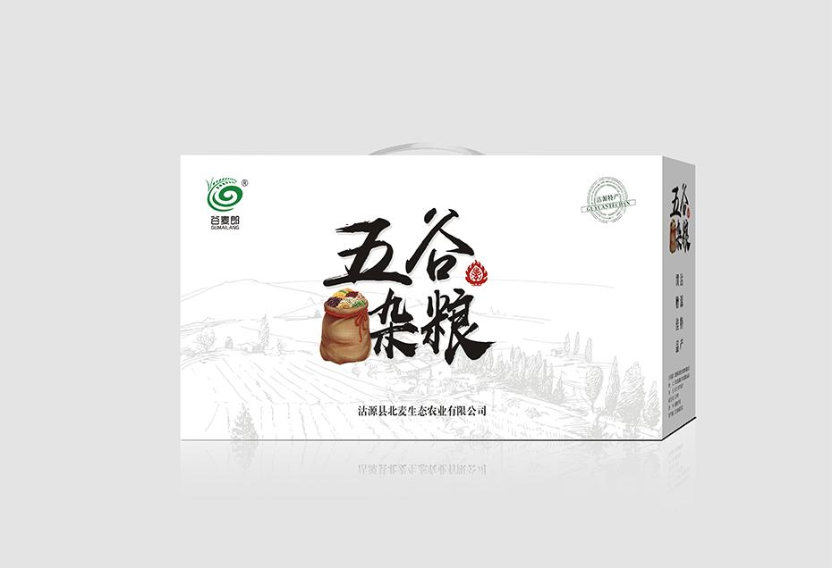 五谷杂粮-食品包装定制1