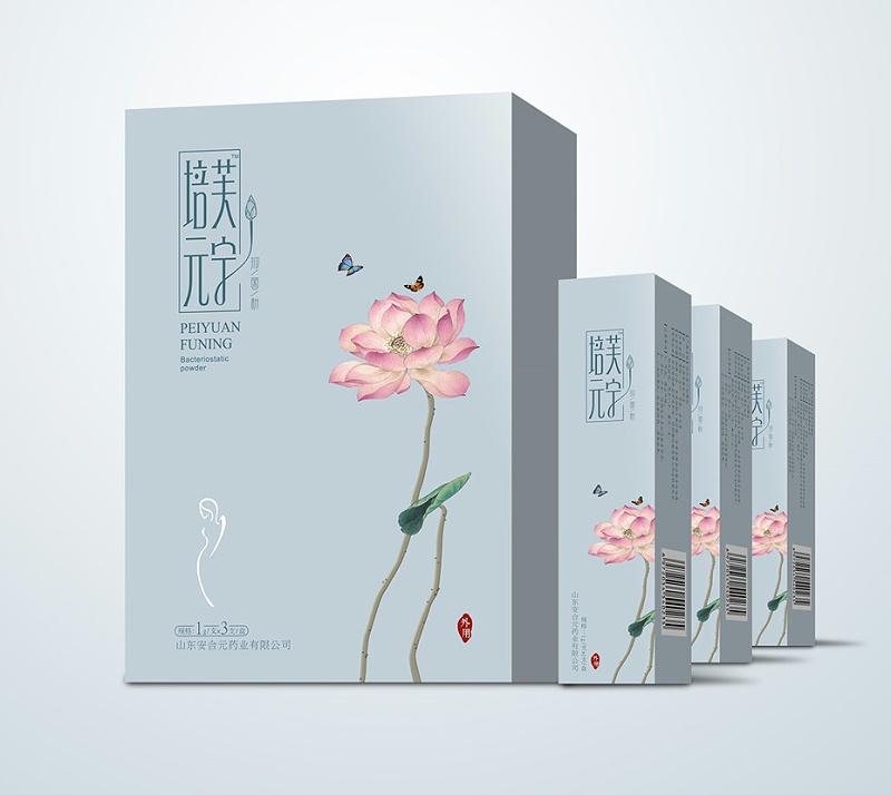 培元芙宁抑菌凝胶精品礼盒