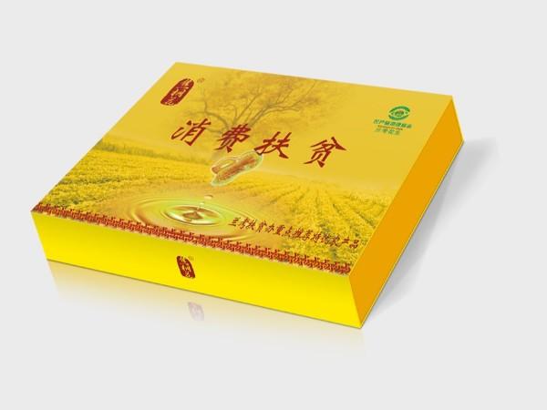 河南老家兰考花生油精品礼盒定制生产