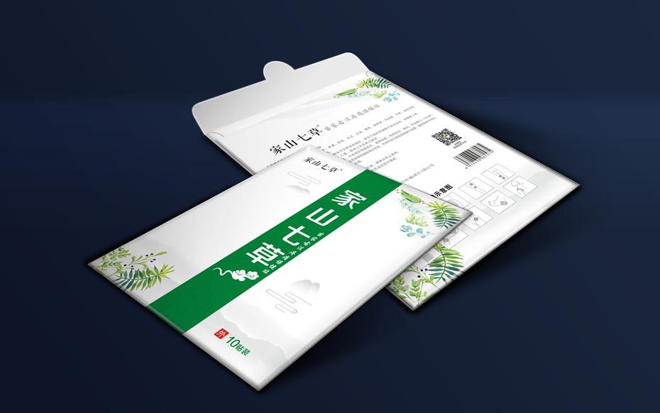 家山七草-保健品包装定制