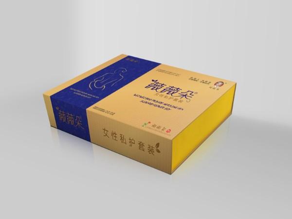 薇薇朵精品礼盒-保健品包装定制
