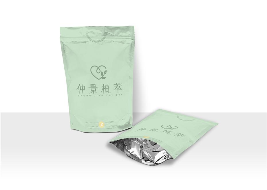 仲景植萃自立袋-保健品包装定制