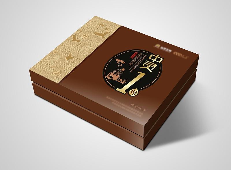 中灵一号-保健品包装盒定制