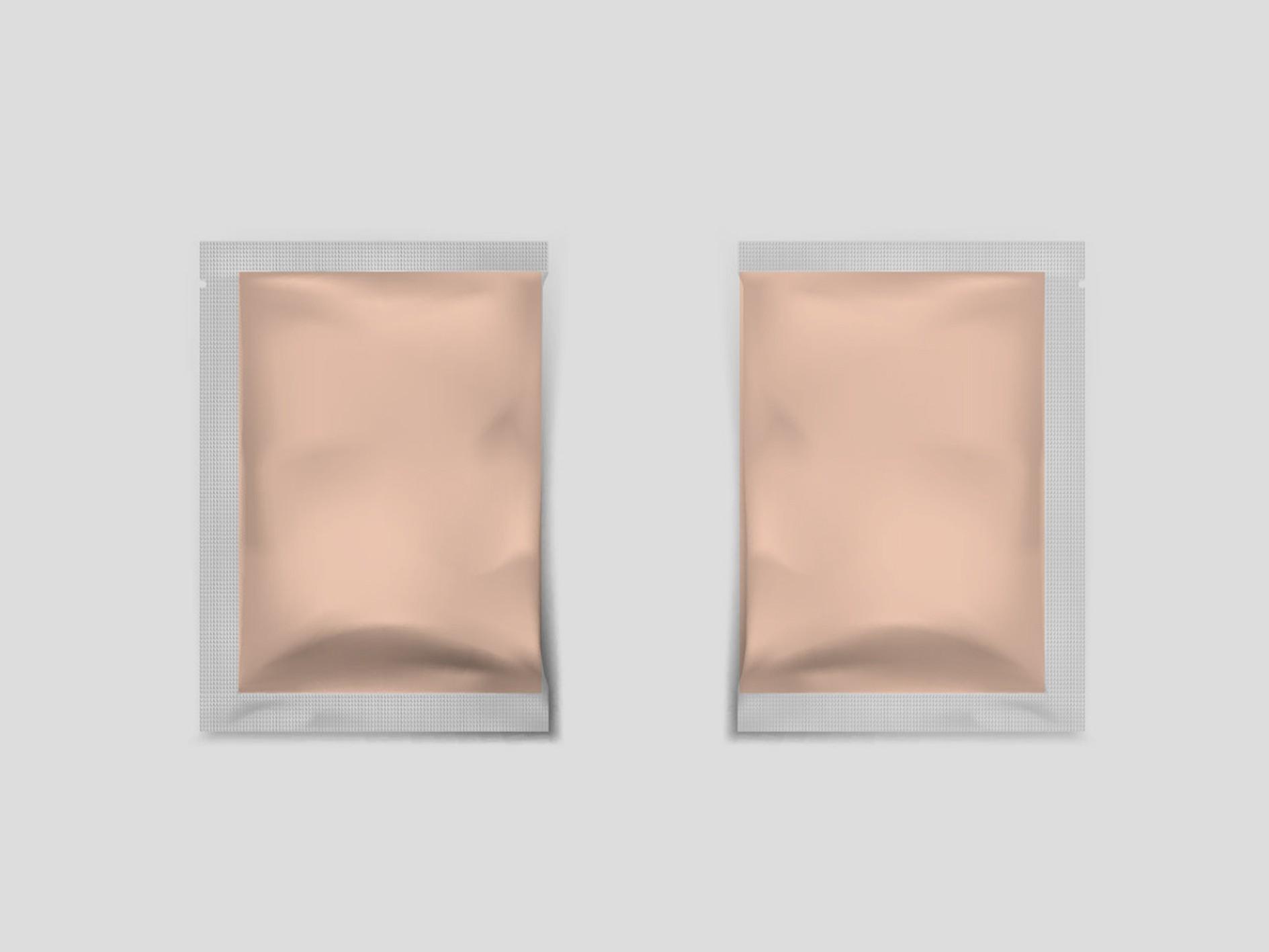 银色防腐蚀通用卷材-保健品包装定制