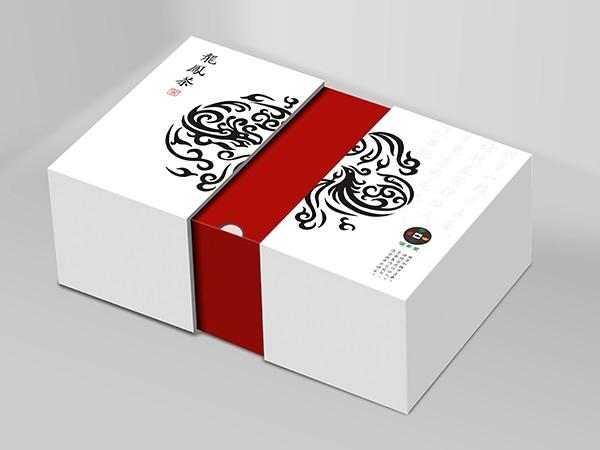 龙凤茶-茶叶盒食品包装定制