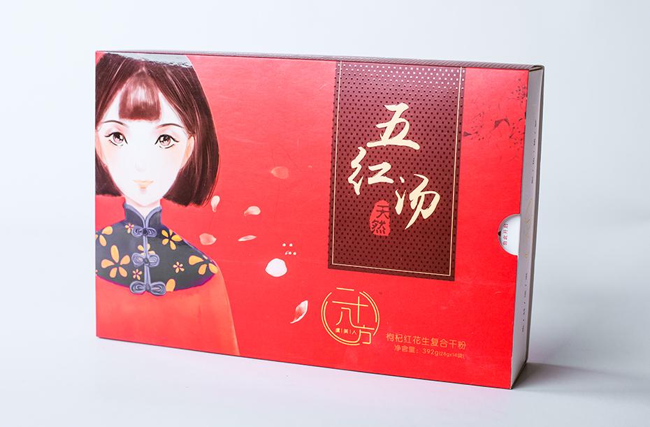 五红汤食品包装定制