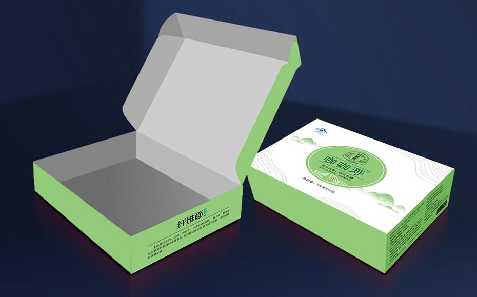 纤维面-食品包装盒