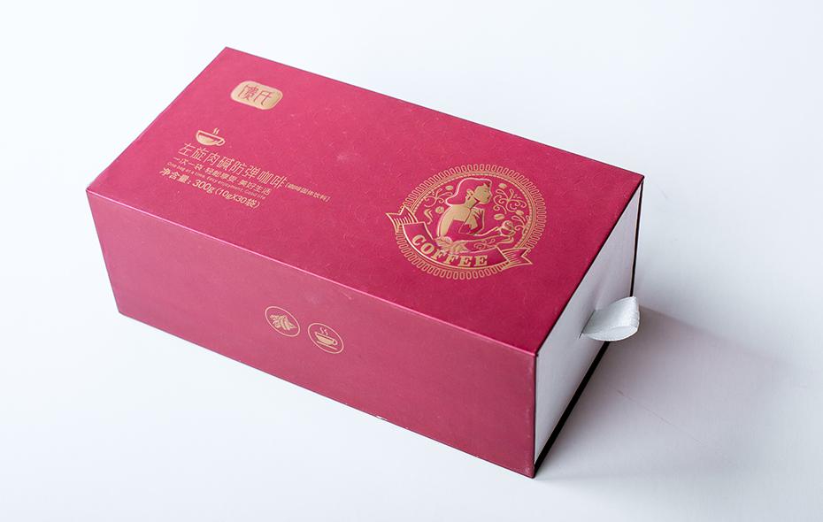 馈氏左旋肉碱防弹咖啡-保健品包装定制