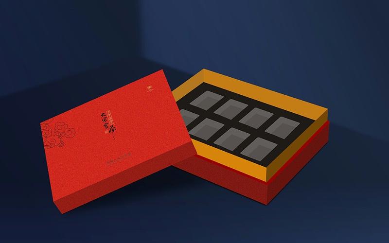 大宋官茶-茶叶盒包装定制